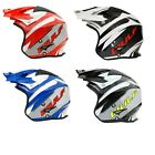 NEW WULFSPORT FIBREGLASS TRIALS HELMET (ALL SIZES) BETA GASGAS REV TXT OSSA TY