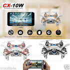 Cheerson CX-10W Mini Wifi FPV With Camera 2.4G 4CH 6 Axis LED RC Quadcopter