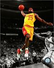 LeBron James Cleveland Cavaliers NBA Spotlight Action Photo (Select Size)