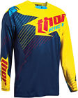Thor 2016 S6s Core Hux Jersey Navy/Yellow Mens All Sizes