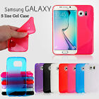 S-Line Gel Back Case Skin Cover For Various Samsung Galaxy Mobile Phones+Stylus