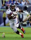 C.J. Anderson Denver Broncos Super Bowl 50 Action Photo SS209 (Select Size)