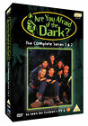 Are you afraid of the Dark - series 1 & 2   DVD  over 10 hours