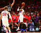 Chris Paul LA Clippers 2015 NBA Playoff Game Winning Shot Photo RY122