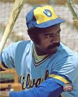Larry Hisle Milwaukee Brewers MLB Action Photo MN102 (Select Size)
