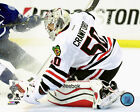 Corey Crawford Chicago Blackhawks 2015 Stanley Cup Finals Game 5 Action Photo