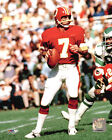 Joe Theismann Washington Redskins NFL Action Photo BF036 (Select Size)