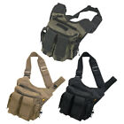 "US PeaceKeeper 12"" Tactical Rapid Deployment Sling Backpack w/ Magazine Pouches"
