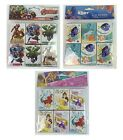 Childrens Marvel Avengers Disney Princess Finding Dory Sticker Box Party Bag Toy