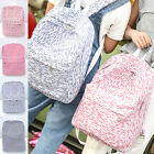 Women's Ladies Girl School Bag Leisure Shoulder Rucksack Travel Backpack New
