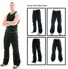 Hornee SA-M9 Regular Fit Motorcycle Cargo kevlar Jeans - Short Leg - Black