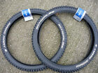 "Pair Schwalbe Magic Mary Tyres MTB DH Bike Park 27.5"" 650 26"" Wide Downhill"
