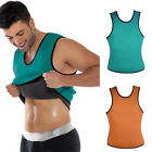 Man Neoprene Sport Corset Vest Waist Training Cincher Slim Body Shaper