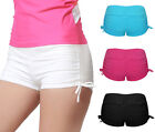 Summer Women Cool shorts Plain Bikini Swim Pants Swimwear Briefs Boardshorts