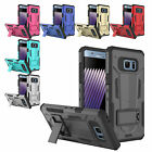 FOR VARIOUS PHONE MODELS RUGGED SHOCKPROOF MECH CASE COVER+SCREEN PROTECTOR