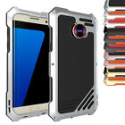 Thin Aluminum Waterproof Shockproof Metal Case Cover for Samsung Galaxy S7 edge