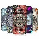 HEAD CASE DESIGNS STIPPLE ART 2 HARD BACK CASE FOR HTC ONE M8