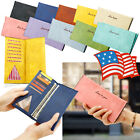 Kyпить Women Fashion Bifold Wallet Leather Clutch Card Holder Purse Lady Long Handbag на еВаy.соm