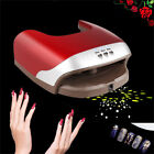 48W 24 LED Light Lamp UV Nail Dryer Gel Nail Polish Dual-use For Hands and Feet