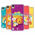 HEAD CASE DESIGNS PEBBLES AND THE PIPSQUEAKS HARD BACK CASE FOR HTC DESIRE 530