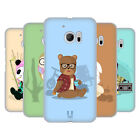 HEAD CASE DESIGNS KAWAII FAUNA HIPSTERS HARD BACK CASE FOR HTC 10