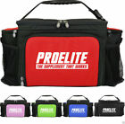 ProElite Insulated 6 Meal Food Bag with 6x Tuperware + FREE Shaker + DELIVERY