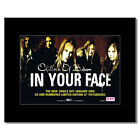 CHILDREN OF BODOM - In Your Face Matted Mini Poster