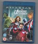 Marvel Avengers Assemble... (Blu-ray, 2012)