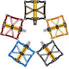RockBros Cycling Aluminum Alloy Platform Z4 Sealed Bearing CNC Spindle Pedals