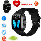 "UC08 1.54"" Android 4.4 3G Smart Watch Phone IP67 Waterproof Heart Rate WiFi GPS"