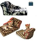 Pet Chaise Lounge Dog Bed Pet Puppy Sofa Sleeper Couch Fashion Design