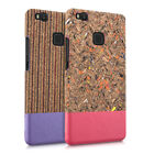kwmobile  CORK CASE FOR HUAWEI P9 LITE CASE NATURE BUMPER CASE COVER CELLPHONE