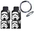 New Star Wars Storm Trooper Car Truck Front Back Heavy Duty Rubber Floor Mats $27.9 USD on eBay