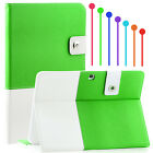 For Samsung Galaxy Tab 3 10.1 10 Colorful Folio Hybrid Case Cover Stand P5200