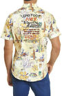 Robert Graham Walnut Canyon Lead Foot Bob's Roadkill Cafe Men's Sport Shirt SALE