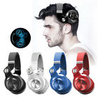 Bluedio Turbine T2 Hurricane Headset Bluetooth 4.1 Wireless Stereo Headphone