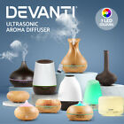 Devanti Aroma Aromatherapy Diffuser Essential Ultrasonic Air Humidifier Purifier