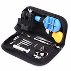 30x Professional Watch Repair Tool Kit Watch Strap Back Open Pin Removing Kit