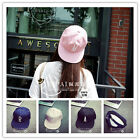 New Unisex Mens Women Adjustable Snapback Alphabet Baseball Cap Trucker Hat