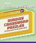 NEW Los Angeles Times Sunday Crossword Puzzles, Volume 27 By Sylvia/Tunick, Barr