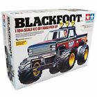 Tamiya RC Model Kit - Blackfoot Off Road Pick-Up Truck - 1:10 Scale - 58633