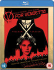 v for vendetta NEW BLU-RAY (1000084927)