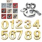 Plastic Self-Adhesive House Hotel Building Door Number Sticky Numeric Digit Sign