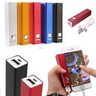 Mini 2600mAh USB External Backup Battery Charger Power Bank for mobile phone