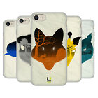 HEAD CASE DESIGNS NATURE OF ANIMALS SOFT GEL CASE FOR APPLE iPHONE 7 / iPHONE 8