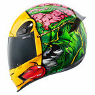 Icon Racing Adult 2017 Airframe Brozak Street Motorcycle Helmet Sizes XS-3XL