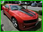 Chevrolet: Camaro Ss 2010 Ss Used 6.2l V8 16v Automatic Rwd Coupe Premium Onstar