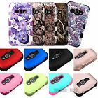 For Samsung Galaxy Express 3 Amp 2 J1 TUFF Hybrid Hard Case Shockproof Cover