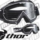 Thor Enemy Solid Motocross Brille Enduro Cross MX MTB DH Supermoto Quad Freeride