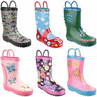 Cotswold Puddle Boot Kids Boys Girls Infants Wellingtons Wellies UK4.5-13